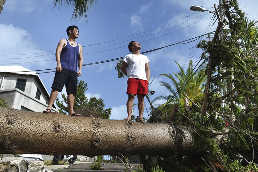 Mexico's Los Cabos braces for approaching storm Lorena