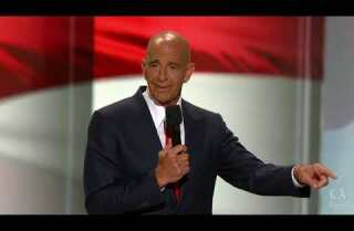 Watch California businessman Thomas Barrack address the Republican National Convention
