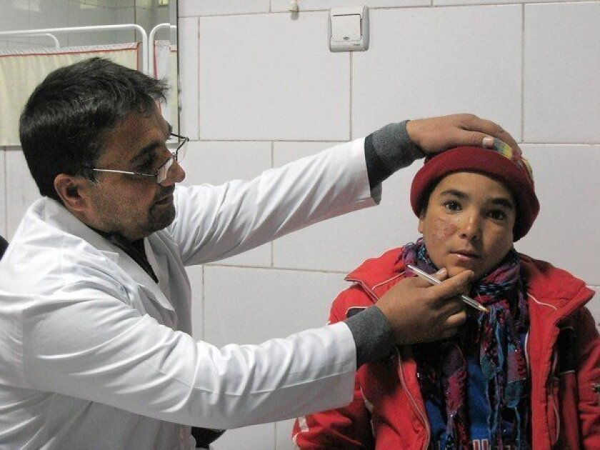 Cosmetic surgery catches on in a more open Afghanistan