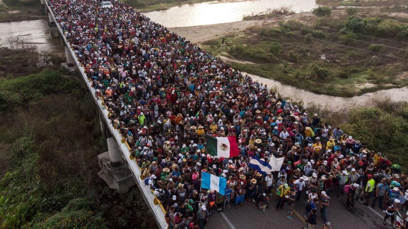 BESTPIX MEXICO-HONDURAS-US-MIGRATION