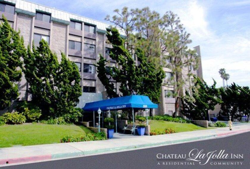 Chateau-La-Jolla-Inn