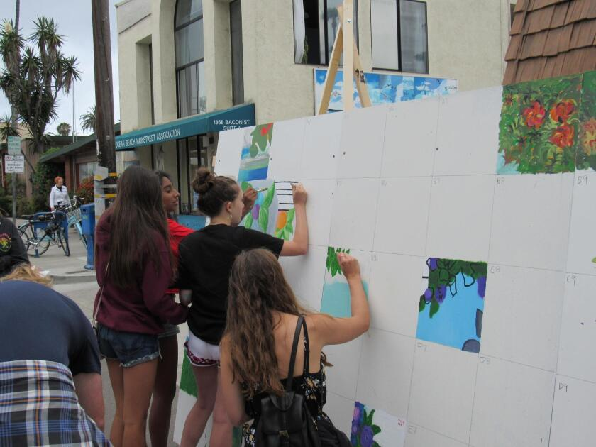 Scenes from the Ocean Beach Street Fair & Chili Cook-Off on Saturday, June 23, 2018