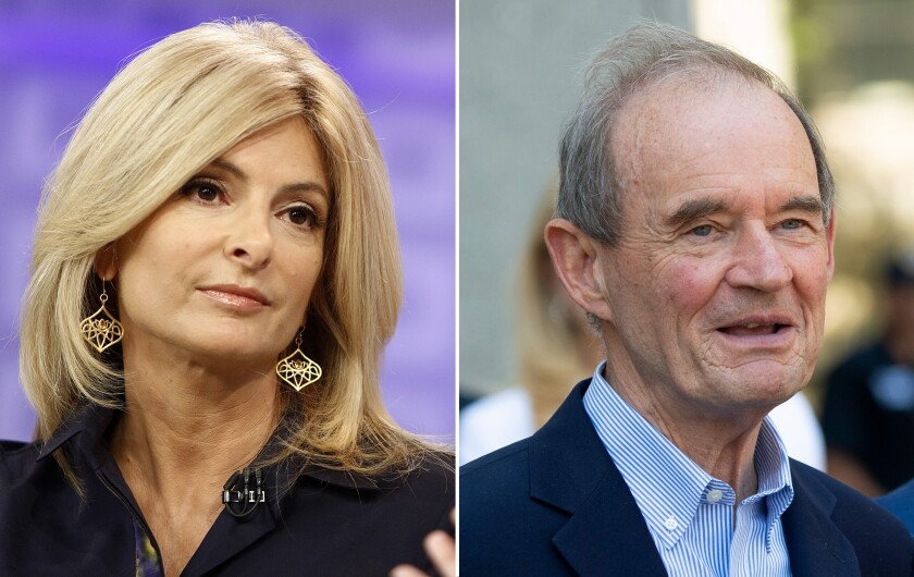 Attorneys Lisa Bloom and David Boies