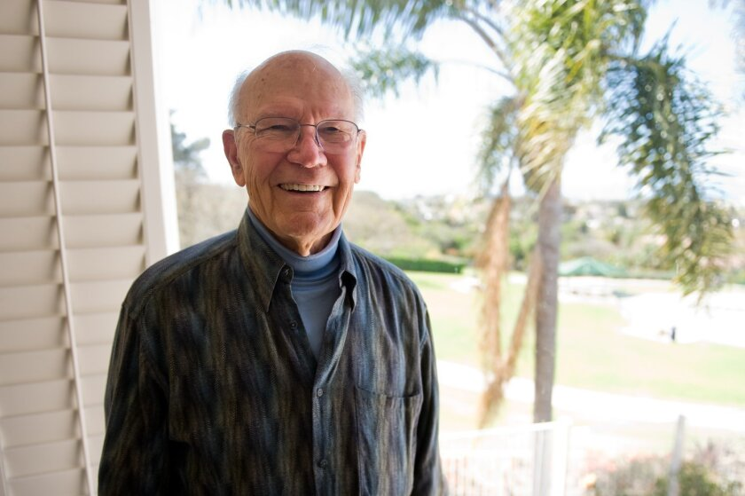 Retired physicist and Encinitas resident Leo Baggerly's latest calling has him preaching the merits of vitamin D, which is produced by the skin during sun exposure.