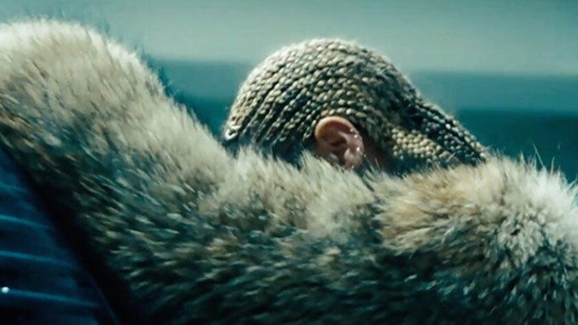 Beyonce charts a path to female angst