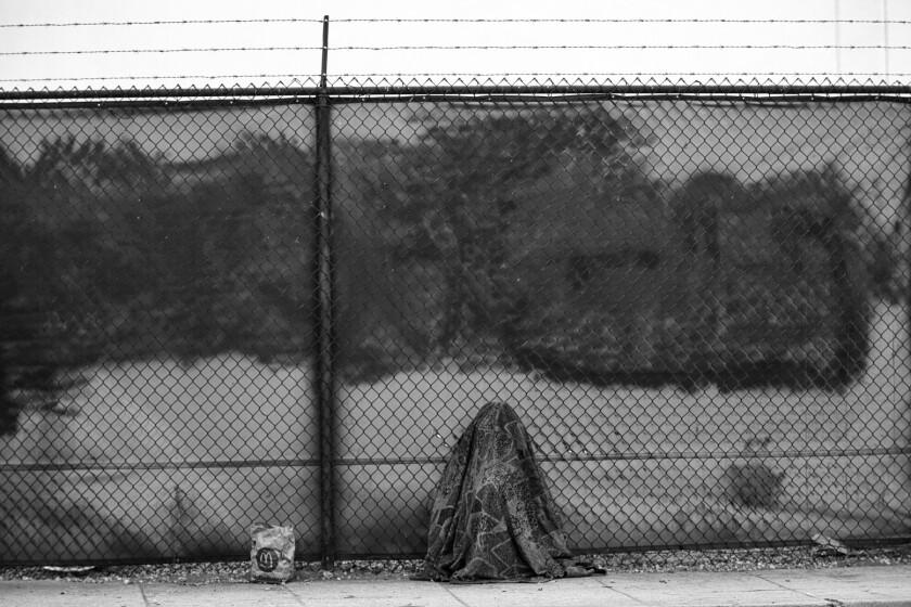 L.A.'s homeless problem