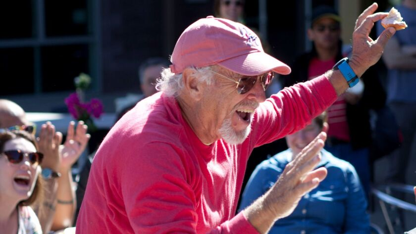 Changes in latitudes: Tracking the elusive Jimmy Buffett