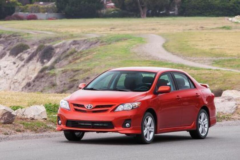 Toyota and Ford fight over bestselling car bragging rights