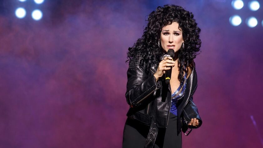 """""""The Cher Show"""" on Broadway."""