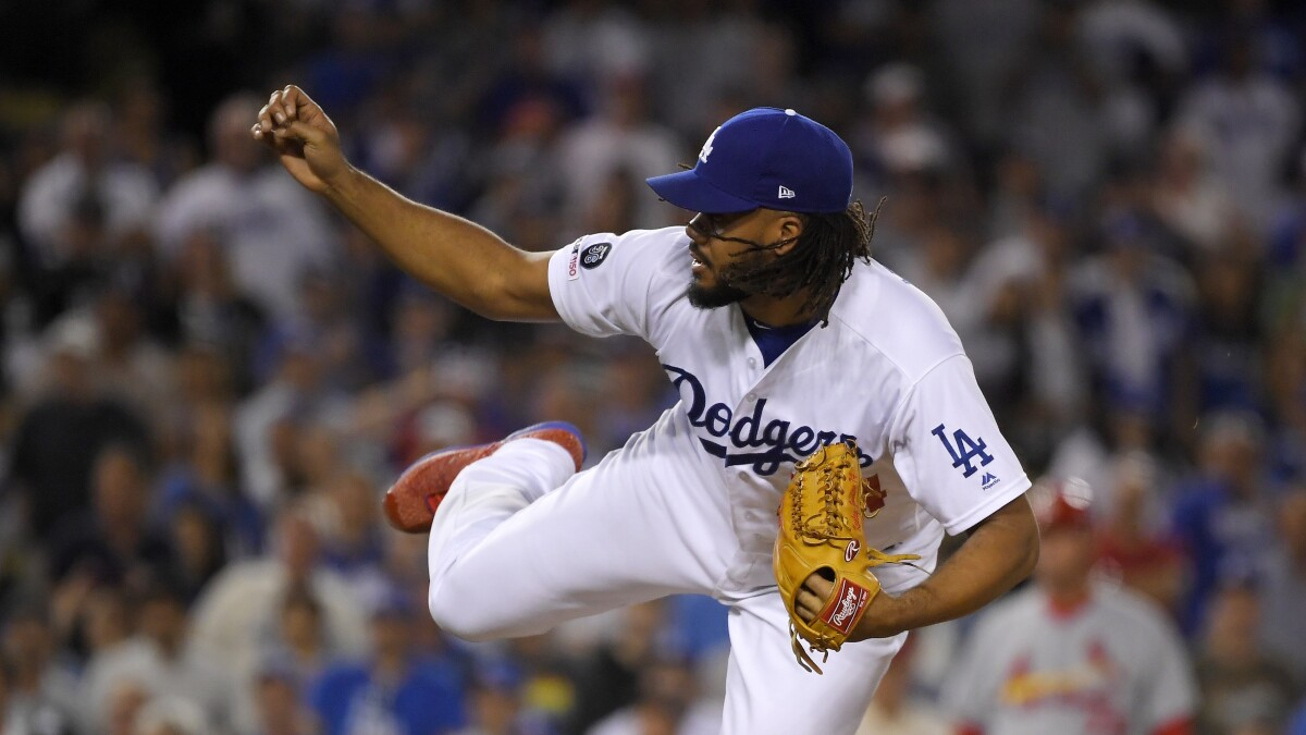 Kenley Jansen: It's 'going to be weird' after Dodgers change