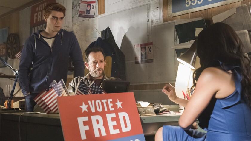 Wednesday's TV highlights: The CW's 'Riverdale' on KTLA