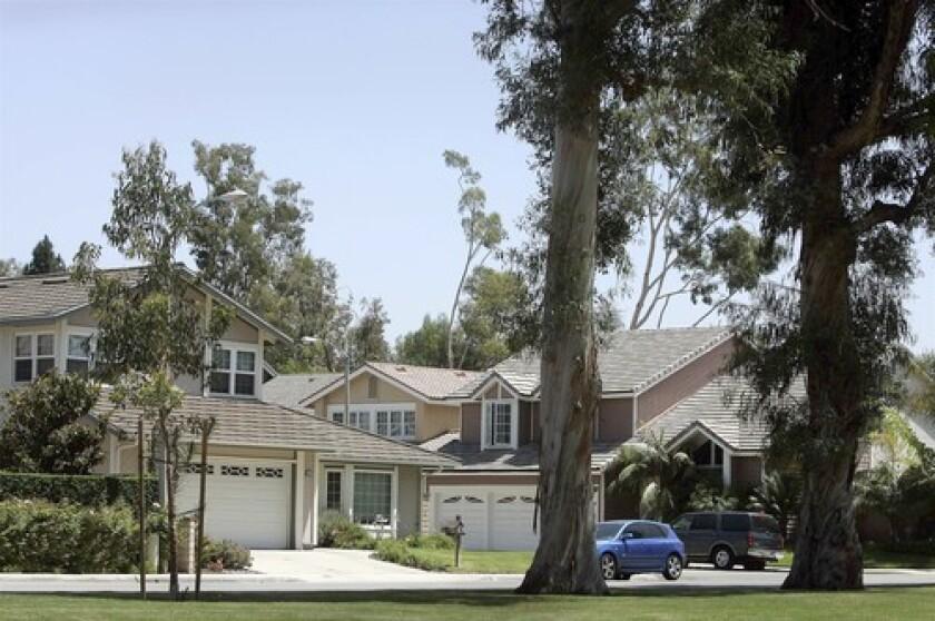 Irvine's Northwood neighborhood
