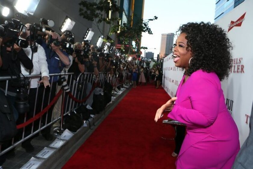 'The Butler' cast talks about Oprah Winfrey's return to film