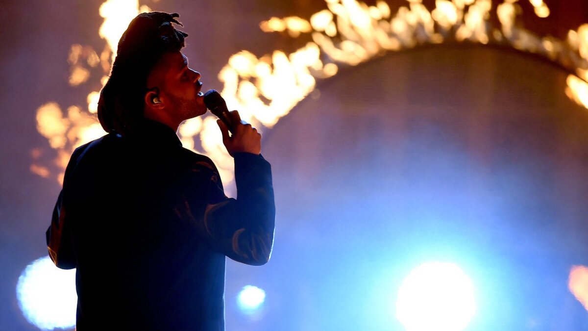 American Music Awards Winners - Los Angeles Times