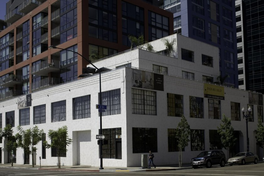 Sushi Performance and Visual Art's final home was in The Icon Project building in downtown San Diego's East Village. The organization, which is closing, holds a clearance sale July 16.