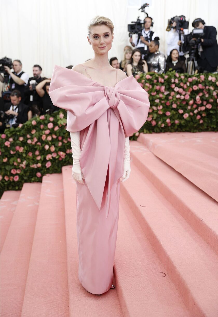 2019 Met Gala at the Metropolitan Museum of Art, New York, USA - 06 May 2019