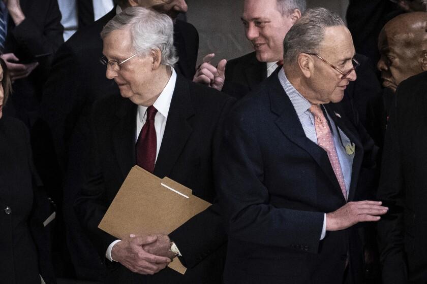 Trump Impeachment Senate