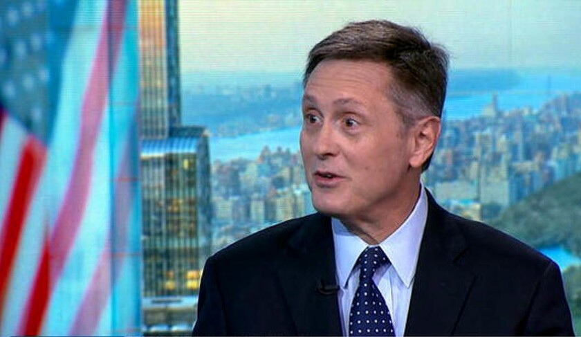Economist Richard Clarida, President Trump's nominee for vice chairman of the Federal Reserve.