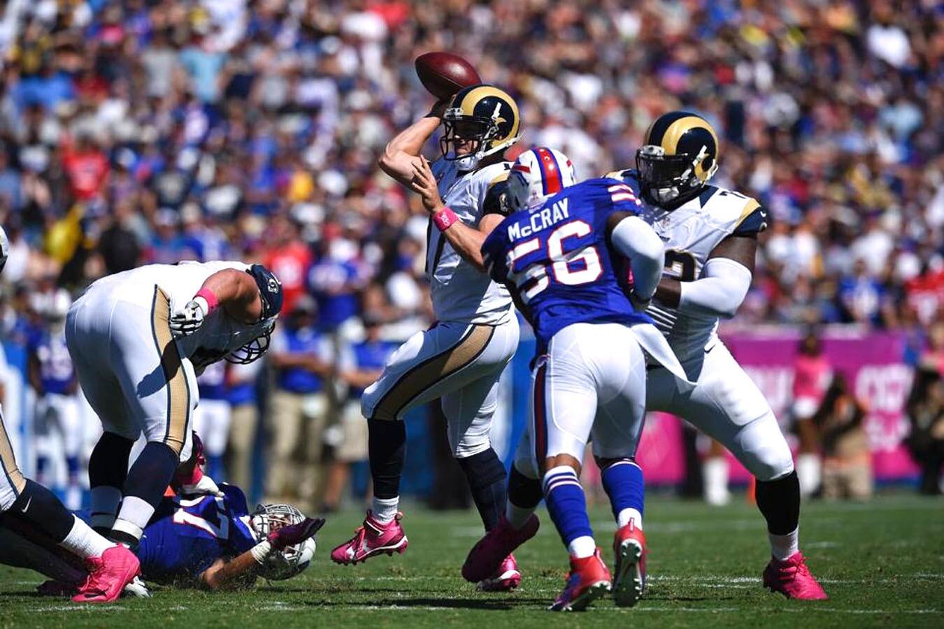 NFL: Bills 30-19 Rams