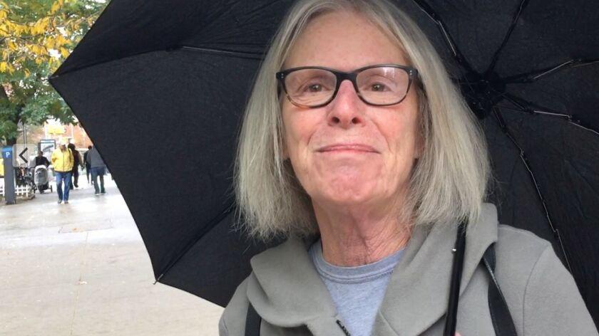 "Jan Greenberg says she ""felt like misogyny permeated the entire campaign."""
