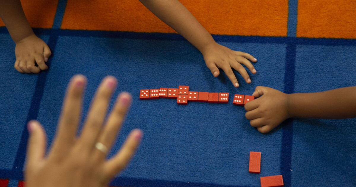 Letters to the Editor: Busting myths about California's new math curriculum proposal