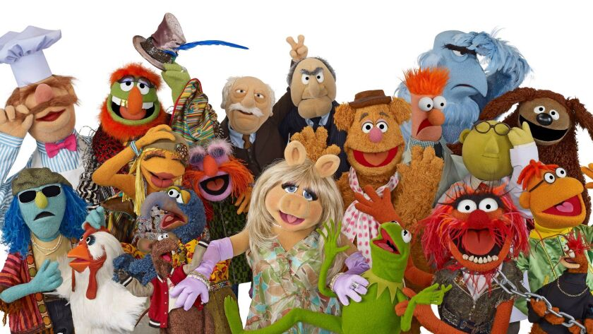 A big Muppets cast will take the stage for the Bowl concert.