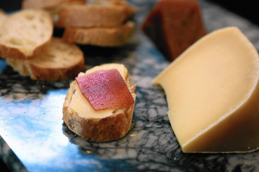 Bishops Peak cheese
