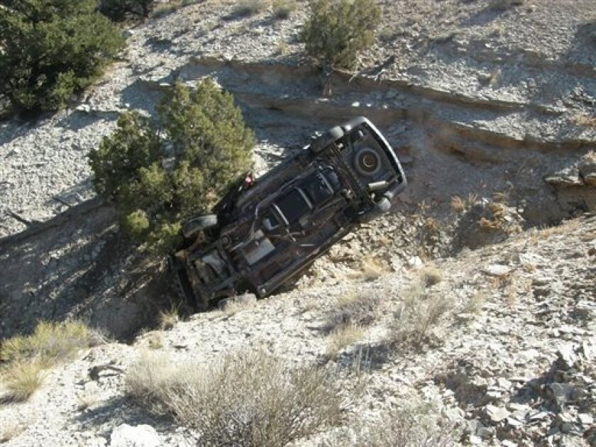 David Welch's body was found Oct. 18 with his crashed vehicle at the bottom of a ravine in southern Utah.