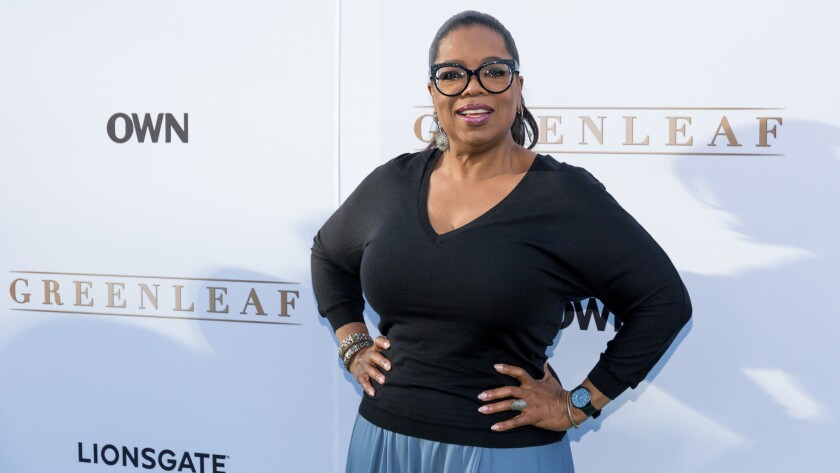 Oprah Winfrey has picked a second book for her 2016 book club.