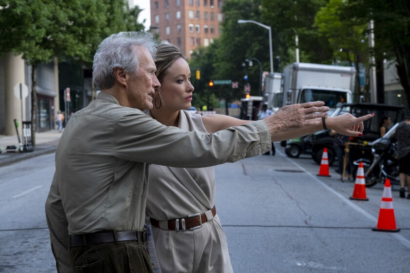 Richard Jewell — Clint Eastwood and Olivia Wilde