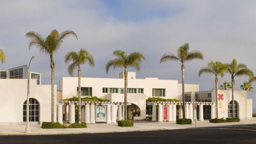 MCASD facade — Venturi Scott Brown