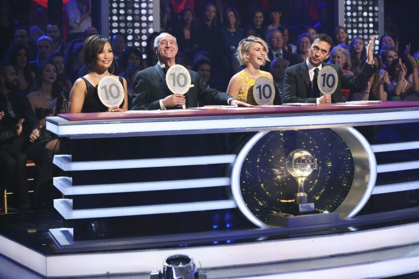 """""""Dancing With the Stars"""" finale helps ABC top Tuesday"""