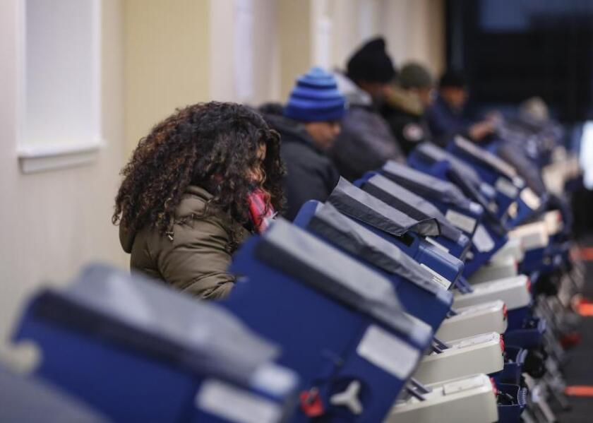 Chicago elige este martes a su primera alcaldesa afroamericana