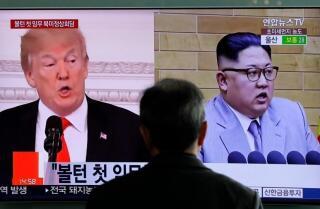 Nueva actividad en el sitio nuclear de Corea del Norte