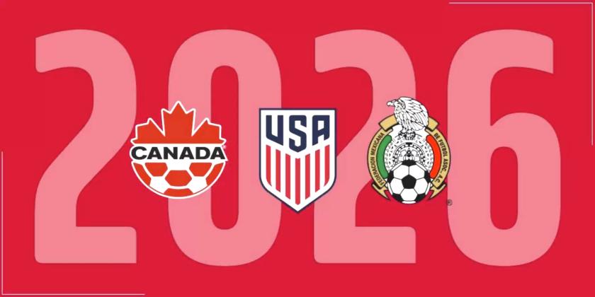 Canadá, EEUU y México son candidatos a organizar de forma conjunta la Copa del Mundo 2026.