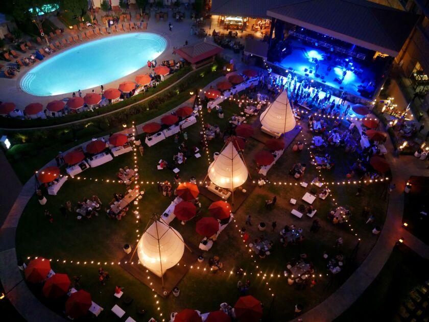Starlight Food & Wine Festival