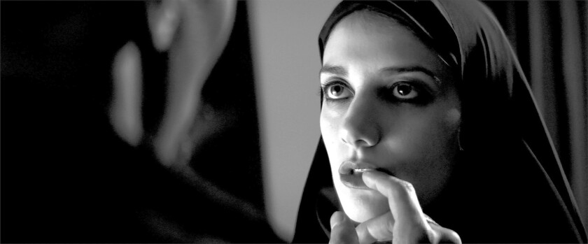 Review: 'A Girl Walks Home Alone at Night' has a definite bite