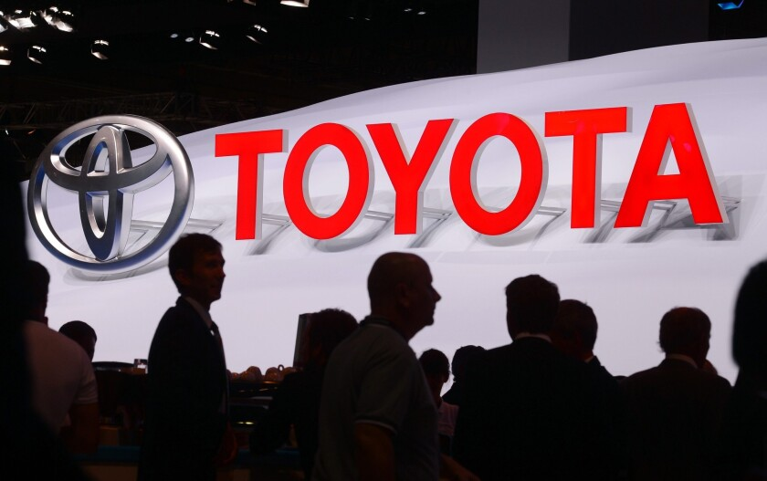 Toyota lost a $3-million judgment in an Oklahoma sudden acceleration lawsuit.