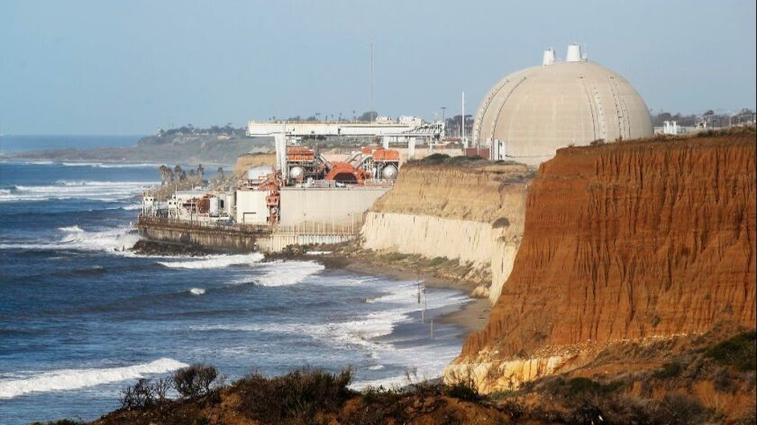 The San Onofre Nuclear Generating Station County closed in 2012.