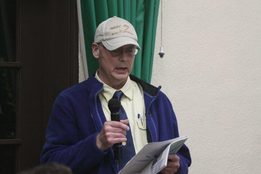 LJCPA candidate David Haney