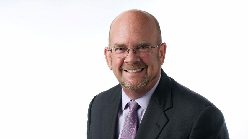 City Councilman Scott Sherman