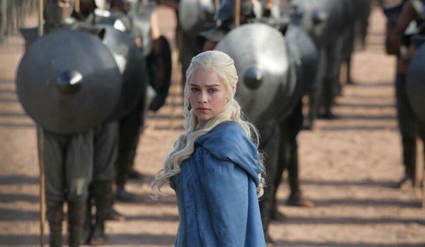 'Game of Thrones' season premiere breaks piracy records