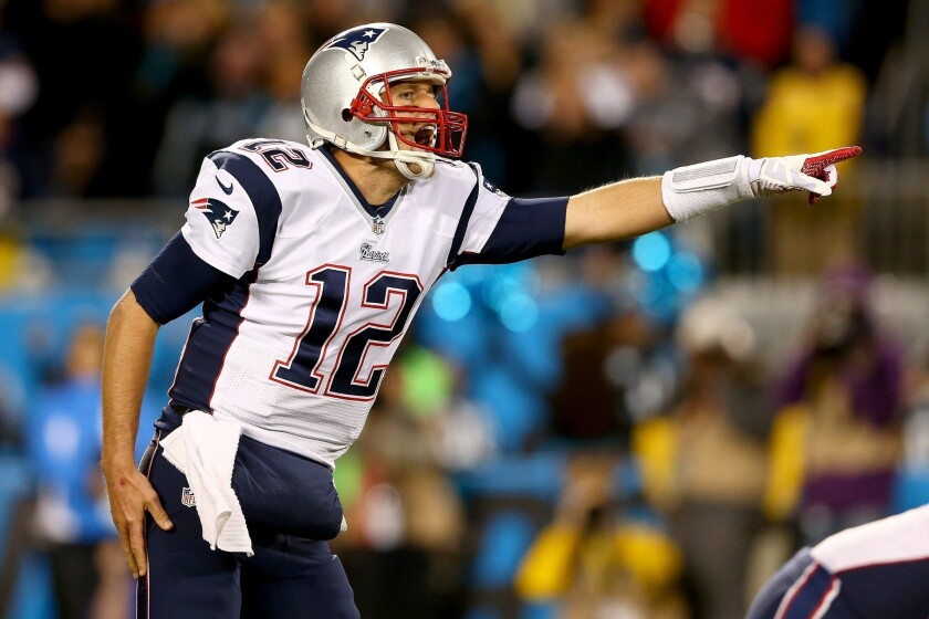 Tom Brady: Final throw 'wasn't great' in New England Patriots' loss