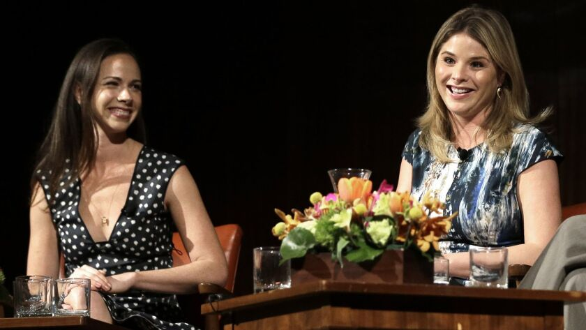 Presidential daughters Jenna Bush Hager and Barbara Pierce Bush will be hosting a breakfast during this spring's BookExpo convention.