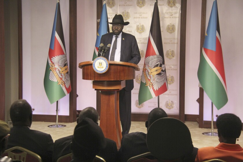 South Sudan Grim Independence