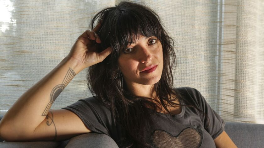 Sharon Van Etten will appear at the Theater at the Ace Hotel on Friday.