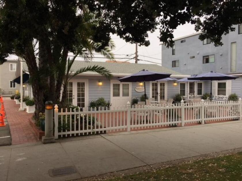 Located at the corner of Bayside Walk and Santa Clara Place, the Mission Beach Women's Club holds regular meetings and fundraisers to benefit the community. Overlooking the bay, the 1920s cottage is also a popular venue for weddings and other celebrations.
