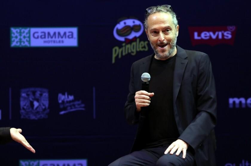Emmanuel Lubezki, tres veces ganador de El Oscar de la Academia.