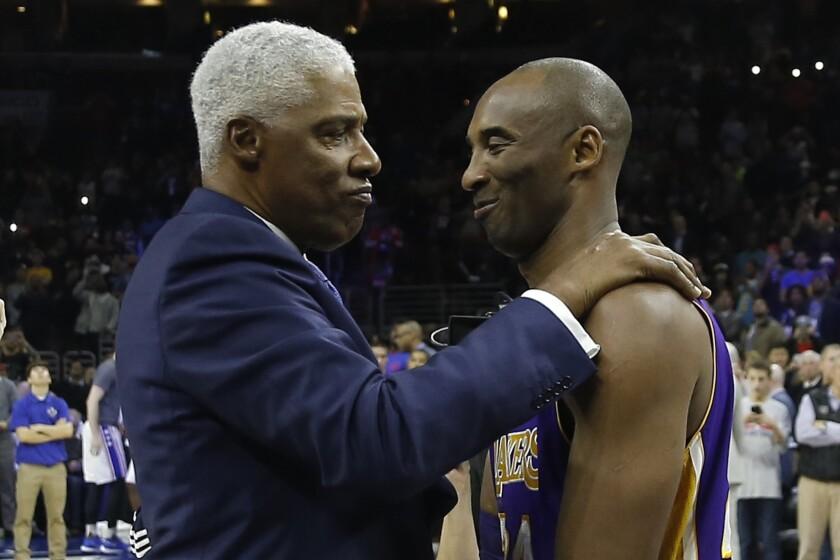 Kobe Bryant, Julius Erving