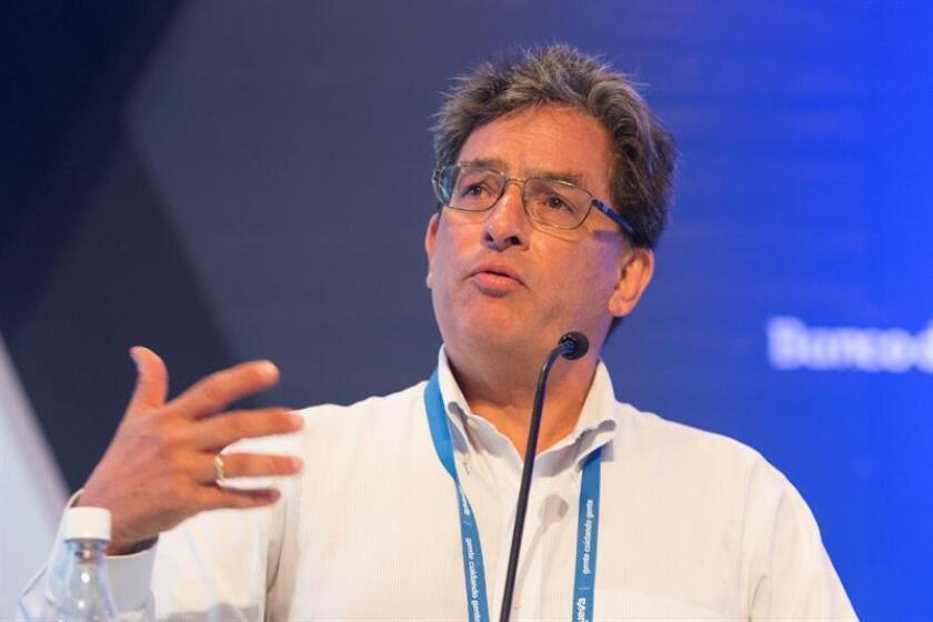 El ministro de Hacienda y Crédito Público de Colombia, Alberto Carrasquilla. EFE/Archivo